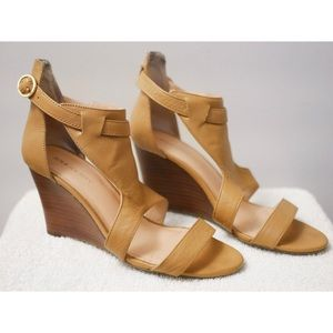 Sole Society skinny wedge heels